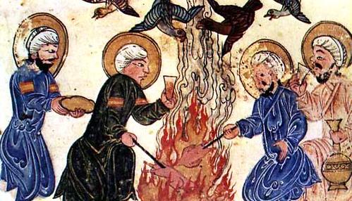 manuscrito sg.XIV, Univ.Edimburg.
