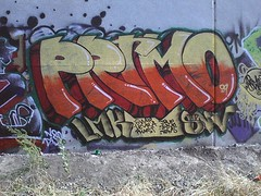 PRIMO (Trump For President) Tags: graffiti primo lm uek snv primoe