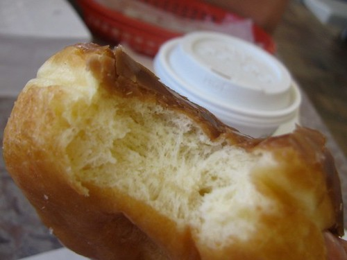 There is no way to explain the pillowy yumminess of a BoSa donut