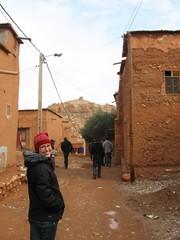 Village in Morocco by Danalynn C