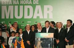 Pedro Passos Coelho Comício em Vila Real