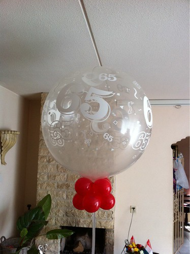 Cloudbuster Rond 65e Verjaardag