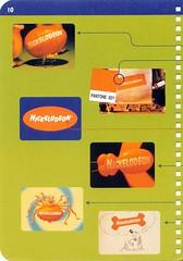 Nickelodeon Logo Logic 10 - by Fred Seibert