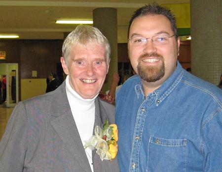 Sr. Pat and Me