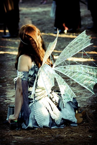 Silvery Fairy