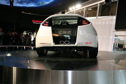 Honda CR-Z Concept Car