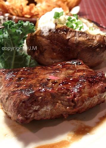 9 oz Sirloin Steak