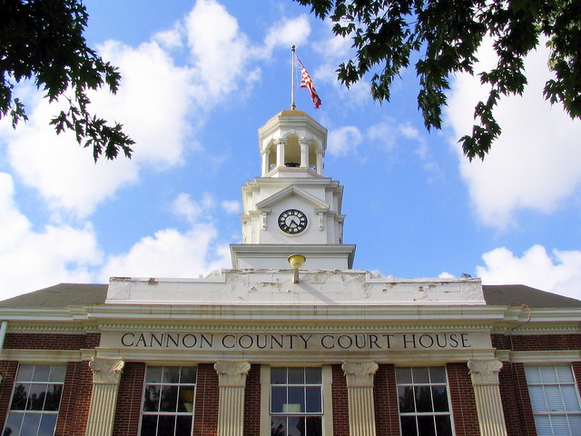Cannon County Courthouse (2006) version #2