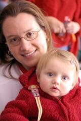 Christine & Sara