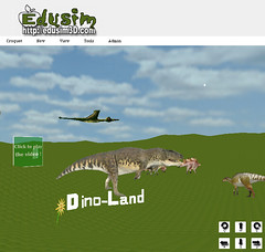 Updated Dinoland Sim