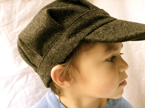 gift presents for kids: the eddie cap tutorial