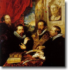 Peter Paul Rubens - The Four Philosophers