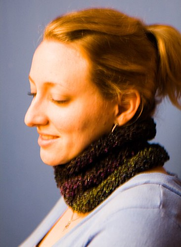 Silk Mountain Cowl