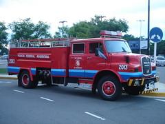 Man Diesel de los Bomberos (Upper Uhs) Tags: man argentina firetruck fires feuerwehr bomberos brandweer pompiers pfa bombeiros straz itfaiye sapeurspompiers autobomba policÍafederal