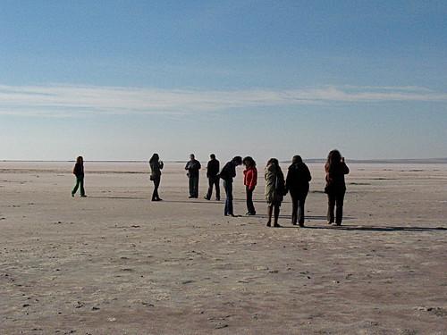 Tuz Gölü by Михал Орела.