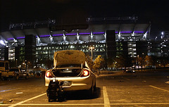 Baltimore Ravens Stadium. 12/1/07
