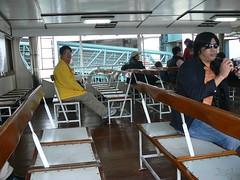 Star Ferry Sitzbank
