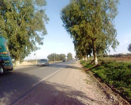 Route d Oujda