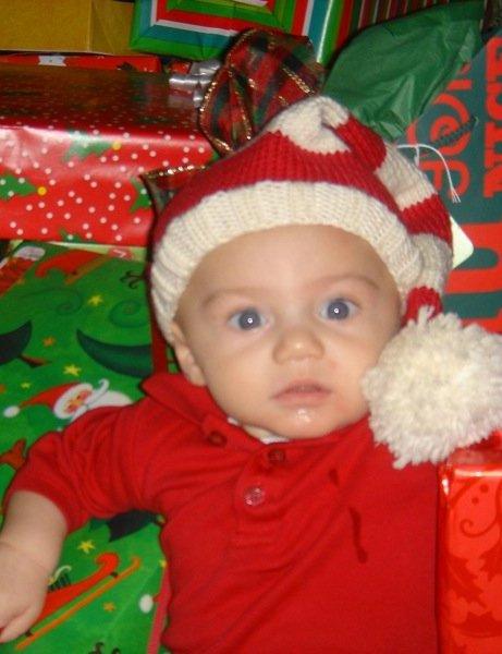 Littlest Santa