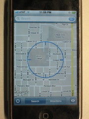 iPhone 1.1.3 Upgrade - Maps