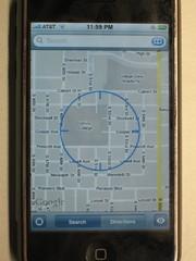 iPhone 1.1.3 Upgrade - Maps