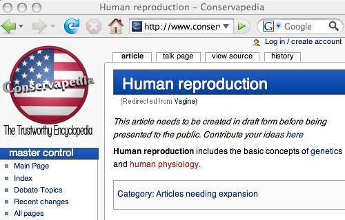 vagina_conservapedia