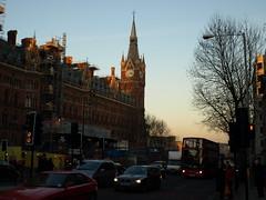 St Pancras International Railway Station (miltonmic) Tags: greatbritain england london victorian clocktower railwaystation stpancras e510 vob olympuse510 miltonmic