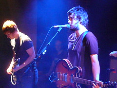 THE COURTEENERS – Paris, La Maroquinerie (24.01.2008)
