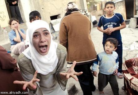 اطفال غزة والصدمة النفسية...!! 2218061519_1e4db9533