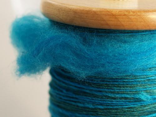 dudley spinner fiber, col. 'archie'