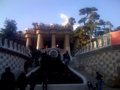Espagne 2008 : parc Guell