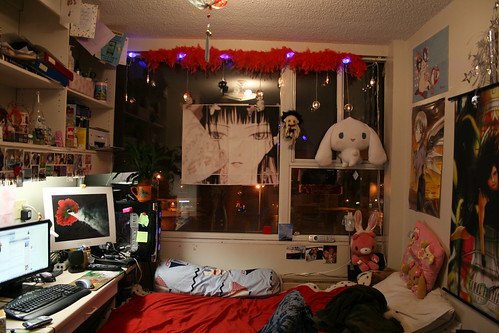My Chibi Dorm Room :D