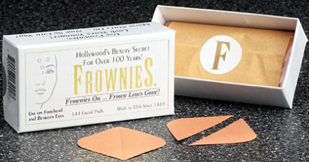 2249373657 bd411e9459 o Do Frownies Facial Pads erase frown lines?