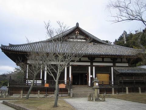 東大寺-三月堂1