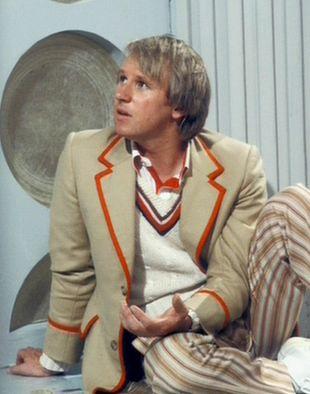 Fifth Doctor - Castrovalva by Gordon D.