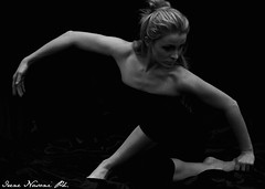 Ballerina (pulciografa) Tags: portrait people blackandwhite bw ballet dance ballerina danza dancer bn bianco nero bianconero ballo bwdreams blackwhitephotos betterthangood