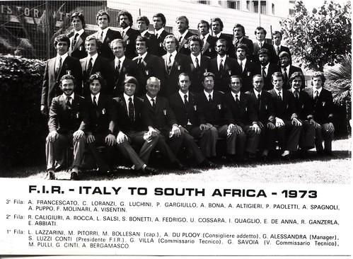 l'Italia 1973