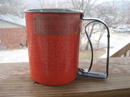 Androck Flour Sifter