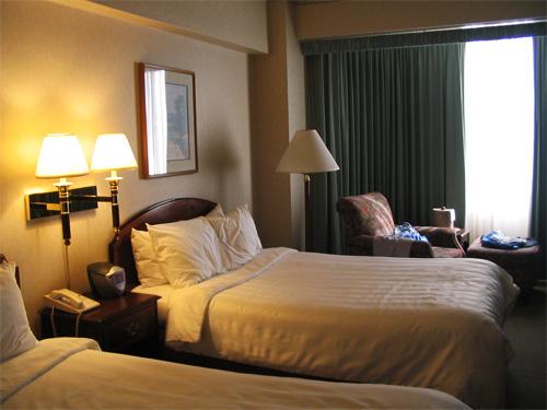 Hotel 480 Room