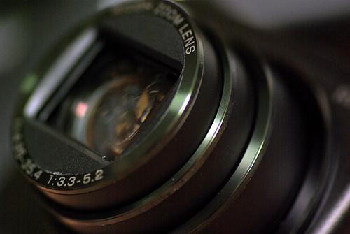 RICOH R8 lens