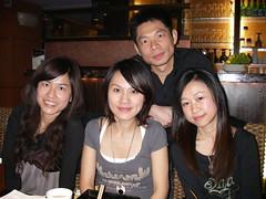 Allen & Amy & Gwen & 小綠