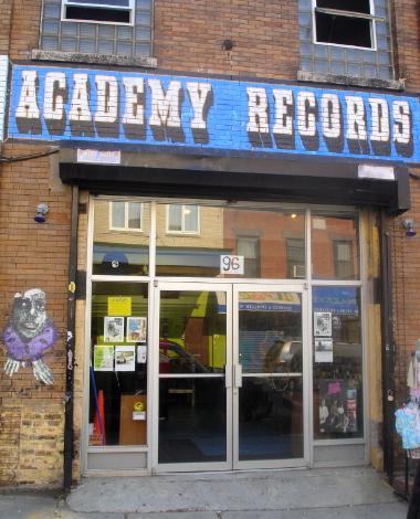 academy - 1