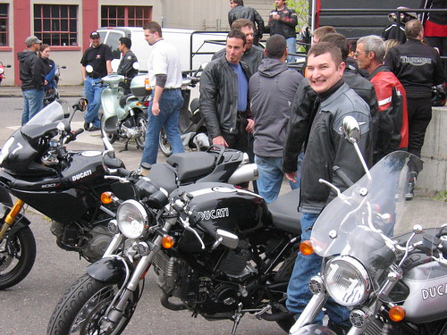 Ducati Demo Ride May 2008 012