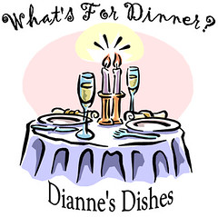 What's For Dinner Graphic