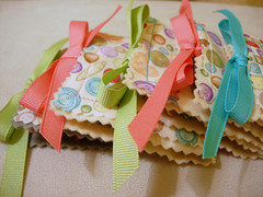 Sewing Party - Spring 2008 - Needlebooks