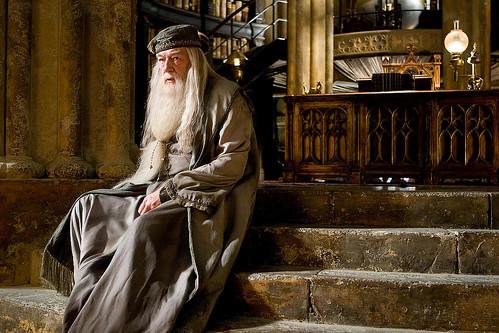 Harry Potter y el misterio del príncipe Dumbledore