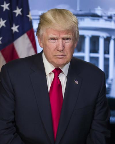 President Donald J. Trump, From FlickrPhotos