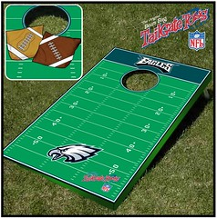 Philadelphia Eagles Bean Bag Toss Game