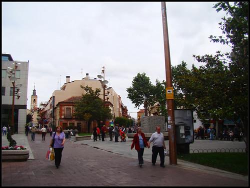 Calle Madrid, Getafe
