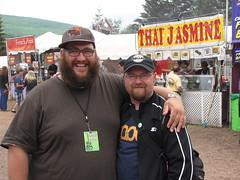 Zach Deputy and me